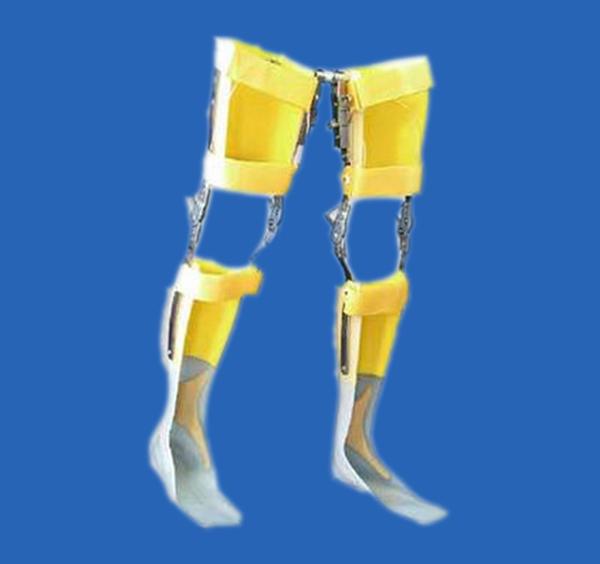 膝踝足矫形器