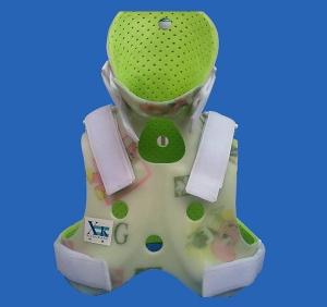 头颈胸矫形器
